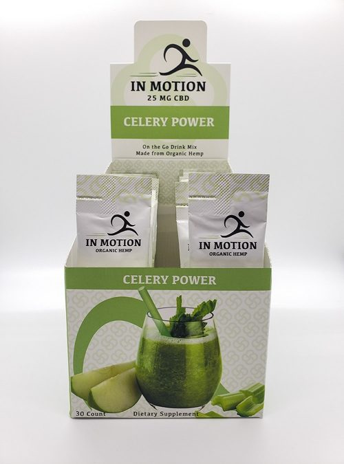 Celery Power 30 count box
